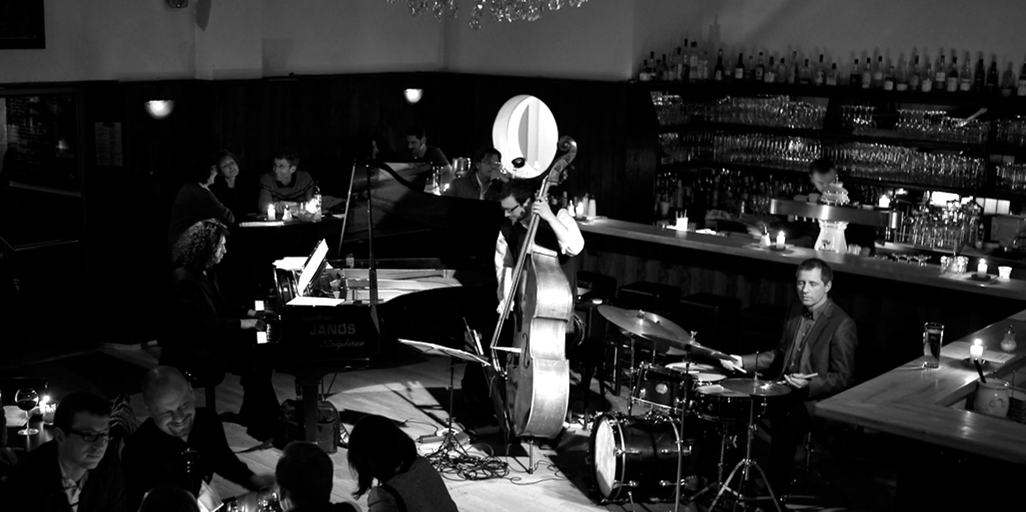 Jazz Trio, Live, Konzert, Incredible Jazz Combination